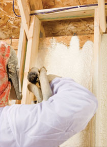 Tampa Spray Foam Insulation Services and Benefits